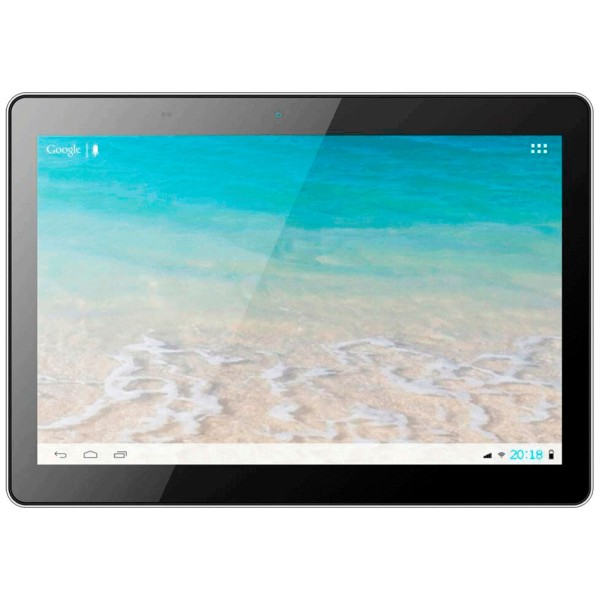 Innjoo superb negro tablet 3g dual sim 10.1'' ips/4core/32gb/2gb ram/2mp/0.3mp