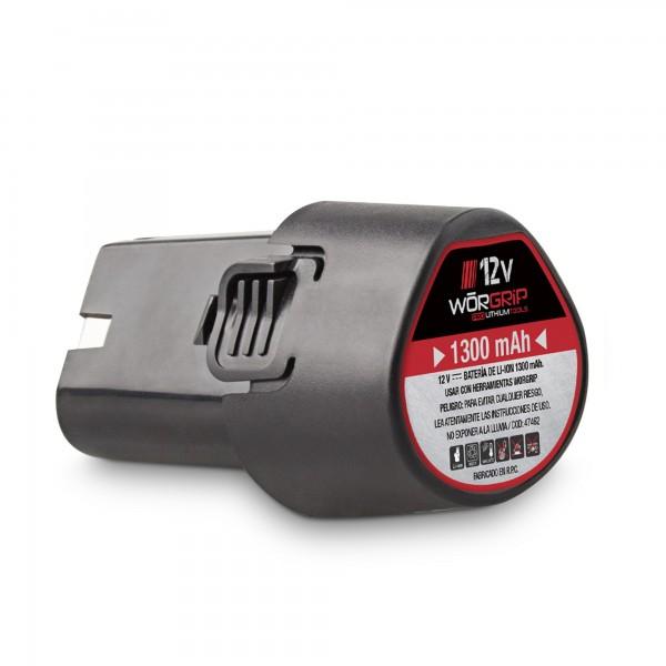 Bateria worgrip 12v. 1.3ah.(47455)