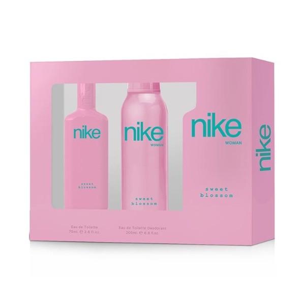 Nike Sweet Blossom Mujer Colonia 75 ml + Colonia desodorante 200 ml