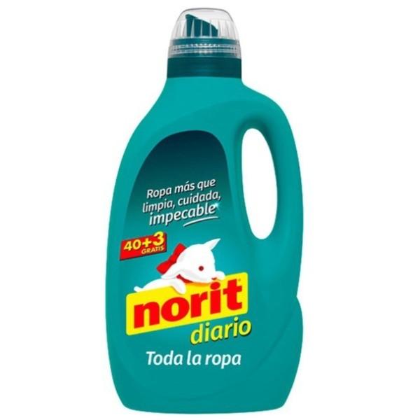 Norit Diario detergente 40 + 3 lavados