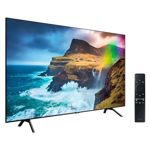 Samsung qe55q70ratxxh televisor 55'' qled 4k 2019 direct full array smart tv wifi bluetooth ambient mode