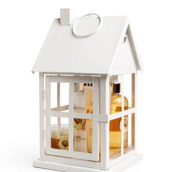 IDC House set de baño Aceite de Argán 4 piezas