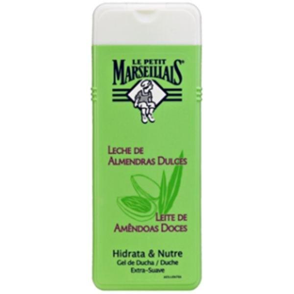 Le Petit Marsellaise gel de ducha Leche de Almendras Dulces 400 ml